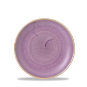 Churchill Servies Stonecast Lavender Evolve Coupe Plate 16,5cm