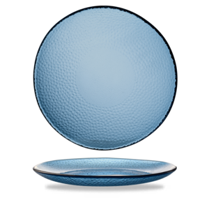Churchill Servies Isla Organic Glass Round Plate 29,5cm