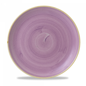 Churchill Servies Stonecast Lavender Evolve Coupe Plate  28,8cm