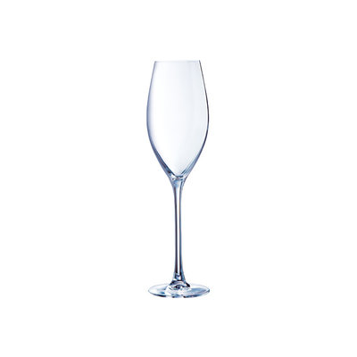 Chef & Sommelier Chef & Sommelier | Grand Cepage Champagneglas 24cl stuk/6box