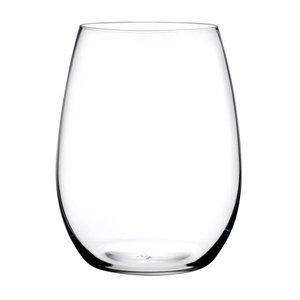 Nude Crystalline Pure bordeaux glas 610 ml