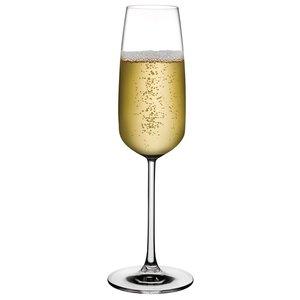 Nude Crystalline Mirage champagneglas 245 ml