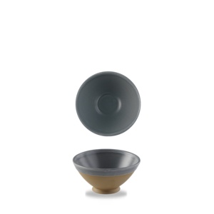 Churchill Seattle Grey Footed Bowl  70cl