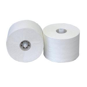 Non Food Company Hygiëne Products Toiletpapier met Dop Recycled Naturel 1L/150mtr/36 rollen