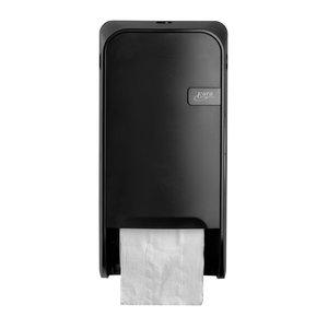 Non Food Company Hygiëne Products Quartz Black | Doproldispenser t.b.v. Toiletpapier met dop