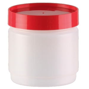 Store 'n Pour Pint (473 ml) backup container with lid