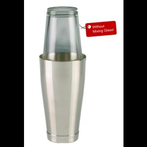 Boston Shaker nickel plated 800 ml