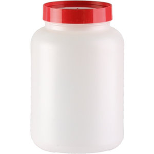 Store 'n Pour 1/2 gallon (1892 ml) backup container with lid