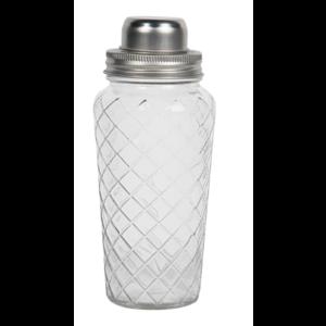 2 piece Glass Shaker 695 ml 1635