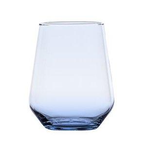 Non Food Company Waterglas Allegra blauw 430 ml