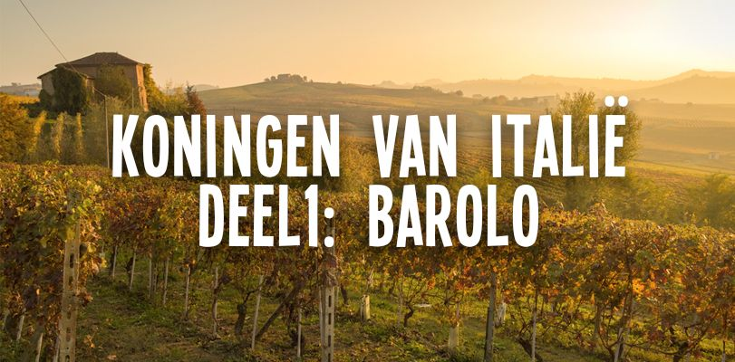 De Drie Koningen part 1 : Barolo