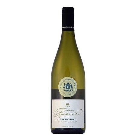 Domaine Fontarêche Fontareche Chardonnay 2017 Pays d'Oc