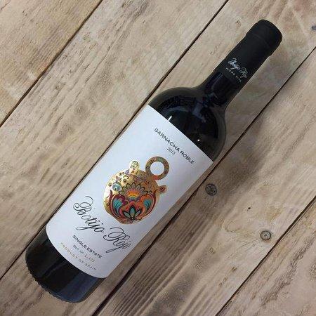 The Garage Wine Botijo Rojo Garnacha Tinta 2016 IGP Valdejalon