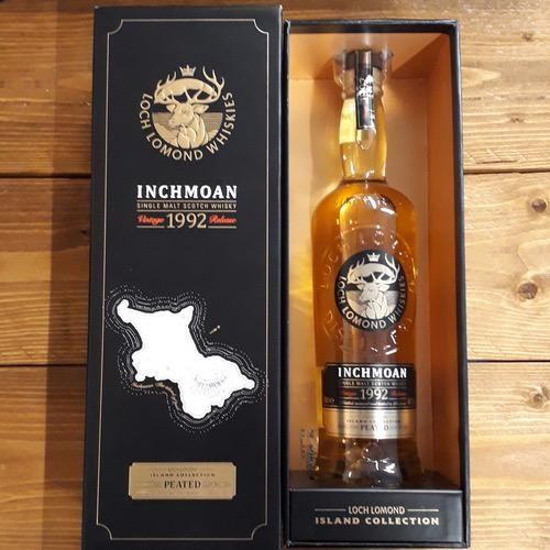 Loch Lomond Distillery Inchmoan Vintage 1992 Peated 48,6°