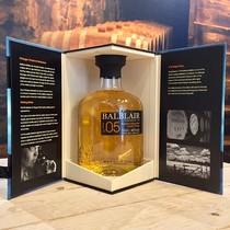 Balblair Highland Single Malt 2005