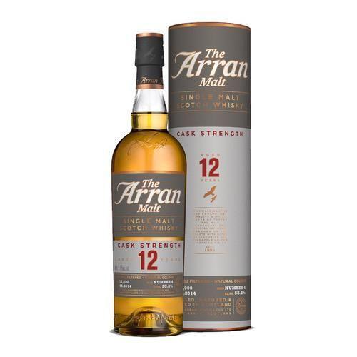 Arran Arran 12Y 52,4° 6th Ed.