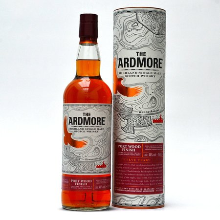 Ardmore Distillery The Ardmore Port Wood Finish 12Y 46°
