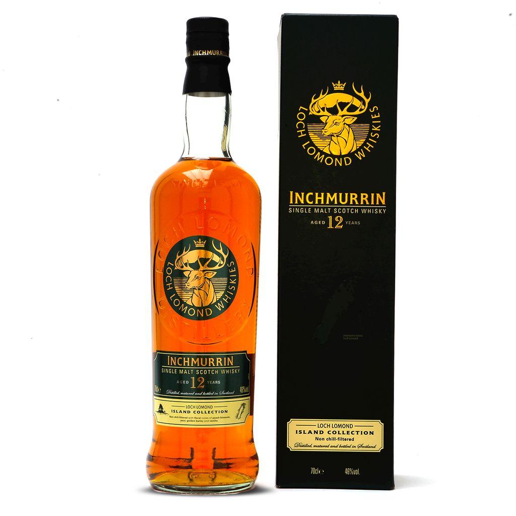 Loch Lomond Distillery Inchmurrin 12Y