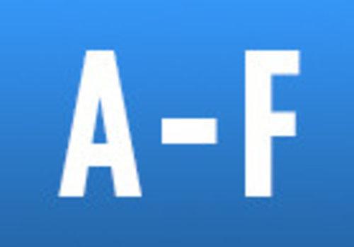 A -> F