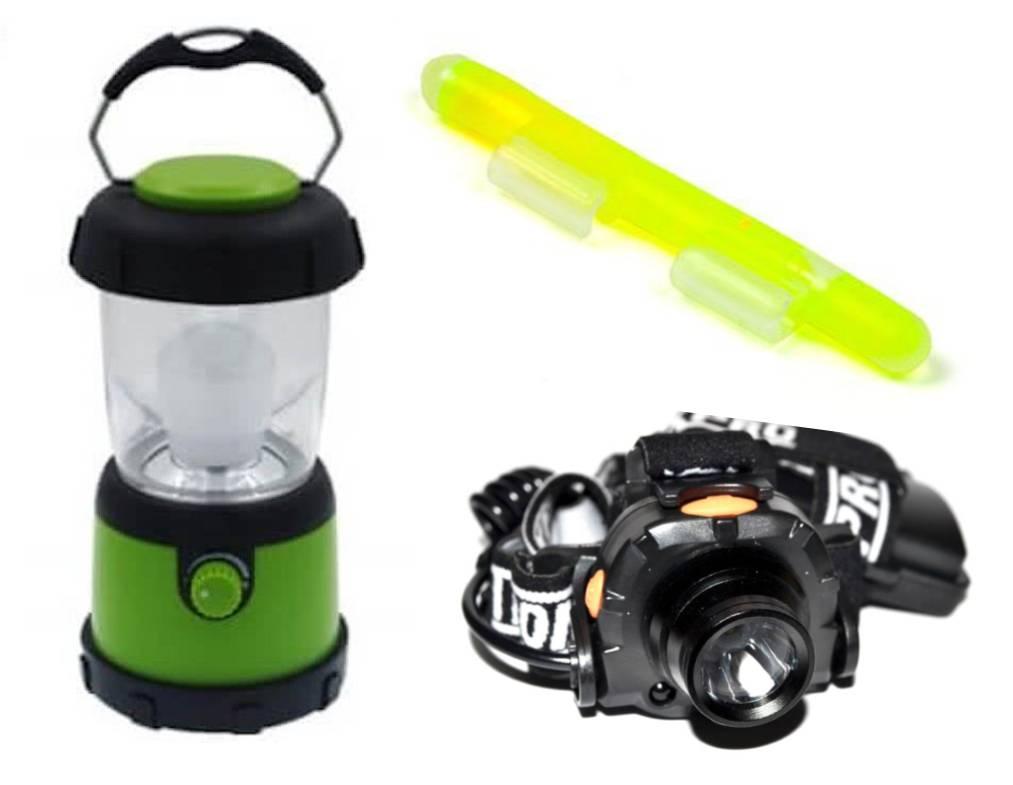 Verlichting & Elektrische Apparatuur