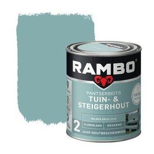 Rambo Tuin - & Steigerhout 750 ml Wilgen Grijs 1143