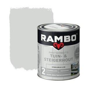 Rambo Tuin - & Steigerhout 750 ml Steen Grijs 1139