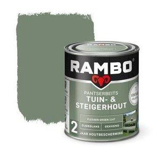 Rambo Tuin - & Steigerhout 750 ml Flessen Groen 1147