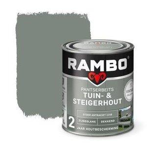 Rambo Tuin - & Steigerhout 750 ml Stoer Antraciet 1148