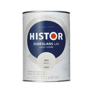 Histor Perfect Finish Lak Zijdeglans 1,25 ml Wit