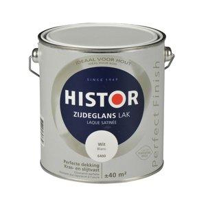 Histor Perfect Finish Lak Zijdeglans 2,5l  Wit