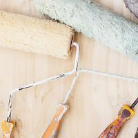 Behang schilderen: hoe doe ik dat?