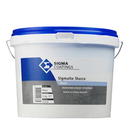 Sigma Sigmulto Stucco