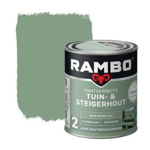 Rambo Tuin - & Steigerhout 750 ml Helm Groen 1144
