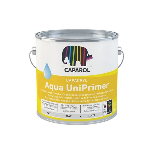 Caparol 2,5ltr Caparcryl Aqua UniPrimer