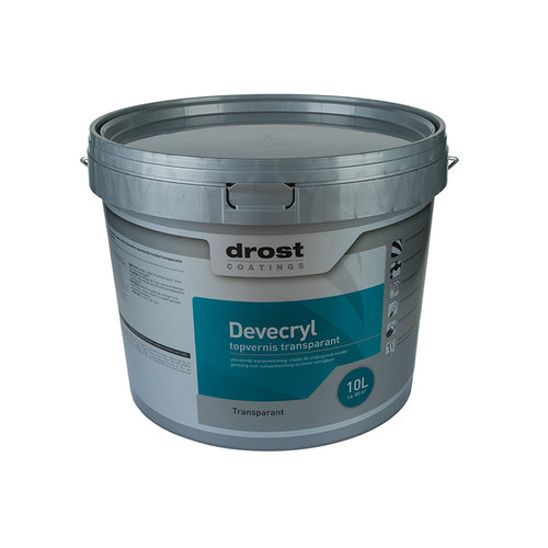Drost Drost Devecryl Topvernis Transparant
