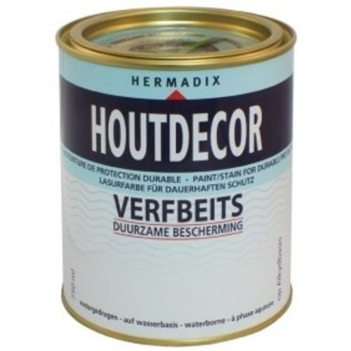 Hermadix Houtdecor Transparant 2,5 liter