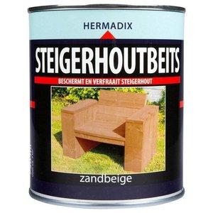 Hermadix Steigerhoutbeits Zandbeige