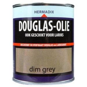 Hermadix Douglas Olie - Dim Grey 0,75 liter