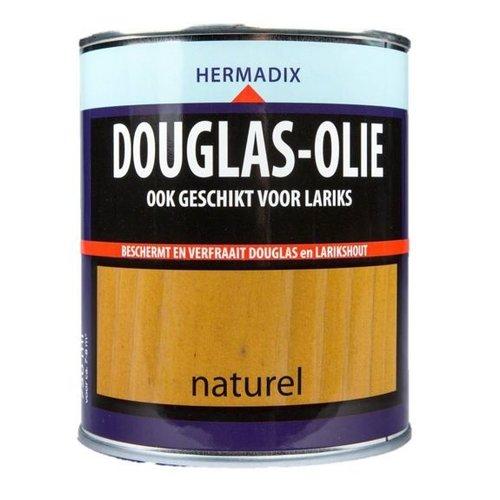 Hermadix Douglas Olie - Naturel 0,75 liter