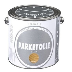 Hermadix Parketolie eXtra 2,5 liter White Wash
