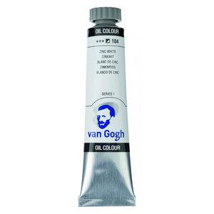 Royal Talens Van Gogh Olieverf 40 ml Zinkwit