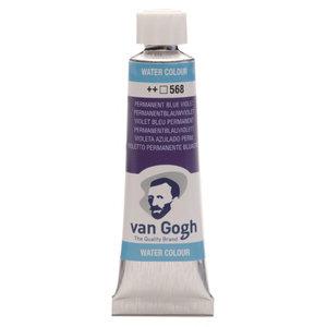 Royal Talens Van Gogh Aquarelverf Tube Permanentblauwviolet