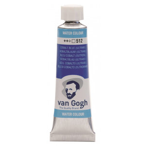 Royal Talens Van Gogh Aquarelverf Tube Kobaltblauw Ultramarijn