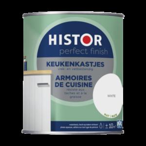 Histor Perfect Finish Keukenkastjes Mat