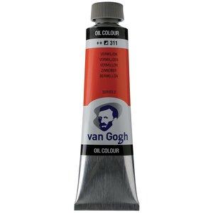 Royal Talens Van Gogh Olieverf 40 ml Vermiljoen