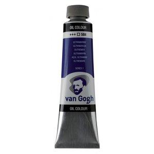 Royal Talens Van Gogh Olieverf 40 ml Ultramarijn