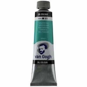 Royal Talens Van Gogh Olieverf 40 ml Turkooisblauw
