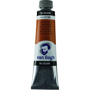 Royal Talens Van Gogh Olieverf 40 ml Transparantoxydgeel