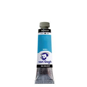 Royal Talens Van Gogh Olieverf 40 ml Sevresblauw