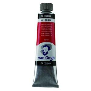 Royal Talens Van Gogh Olieverf 40 ml Quinacridoneroze